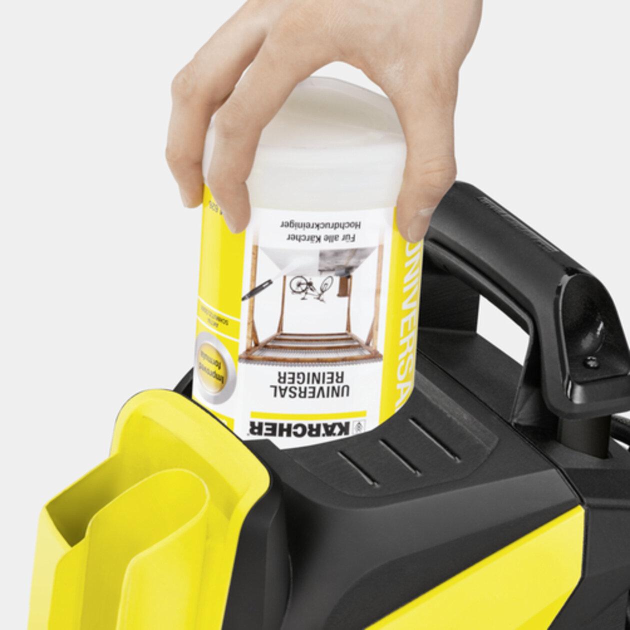 Nettoyeur haute pression K 4 Full Control: Plug 'n' Clean