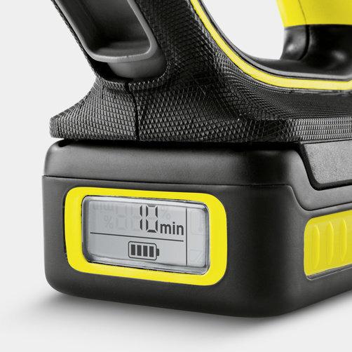 Аппарат среднего давления KHB 5: Сменный аккумулятор 18 В