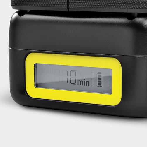 Batéria 18 V/ 2,5 Ah: Inovačná technológia reálneho času