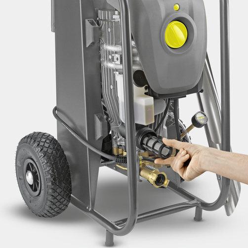 Аппарат высокого давления HD 10/25-4 Cage Plus: Фильтр тонкой очистки воды