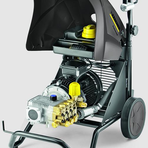 Аппарат высокого давления HD 6/15-4 Classic: Особо удобен в обслуживании
