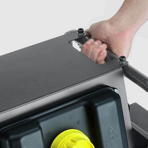 Аппарат высокого давления HD 9/18-4 Cage Classic: Крепкий и надежный