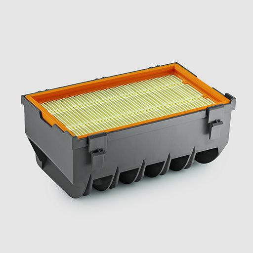 Пылесос сухой и влажной уборки NT 20/1 Ap Te: Съемный блок фильта
