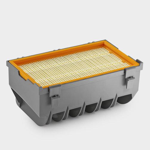 Пылесос влажной и сухой уборки NT 20/1 Ap: Съемная кассета с фильтром