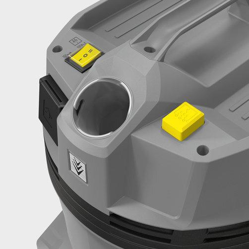 Stof-/waterzuiger NT 22/1 Ap Te L: Halfautomatische filterreiniging