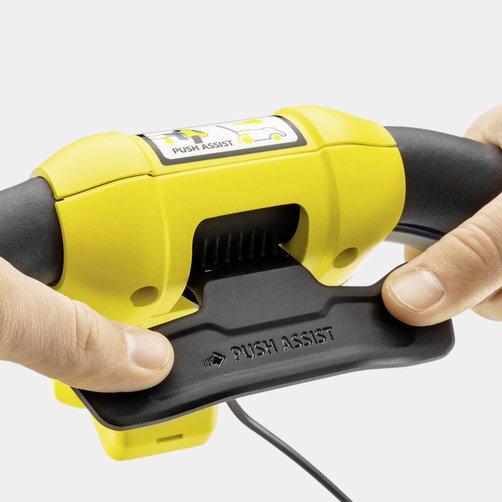 LMO 36-46 Akkumulátor készlet: Push Assist funkció: hátsókerék meghajtás
