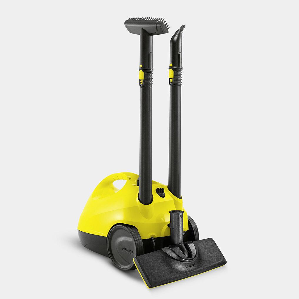 Parní čistič SC 2 EasyFix: Prostor pro příslušenství a parkovací poloha