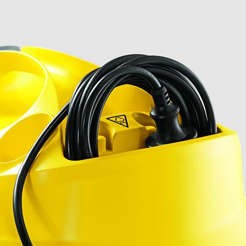 SC 4 EasyFix: Schowek na przewód elektryczny na obudowie