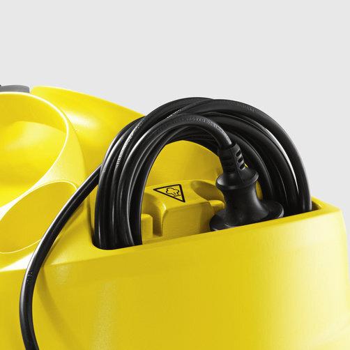 Parní čistič SC 4 EasyFix: Integrovaná přihrádka pro úschovu kabelu