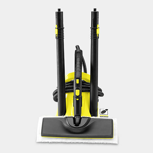 Steam cleaner SC 2 Deluxe Easy Fix *SEA: Orderly accessory storage and parking position