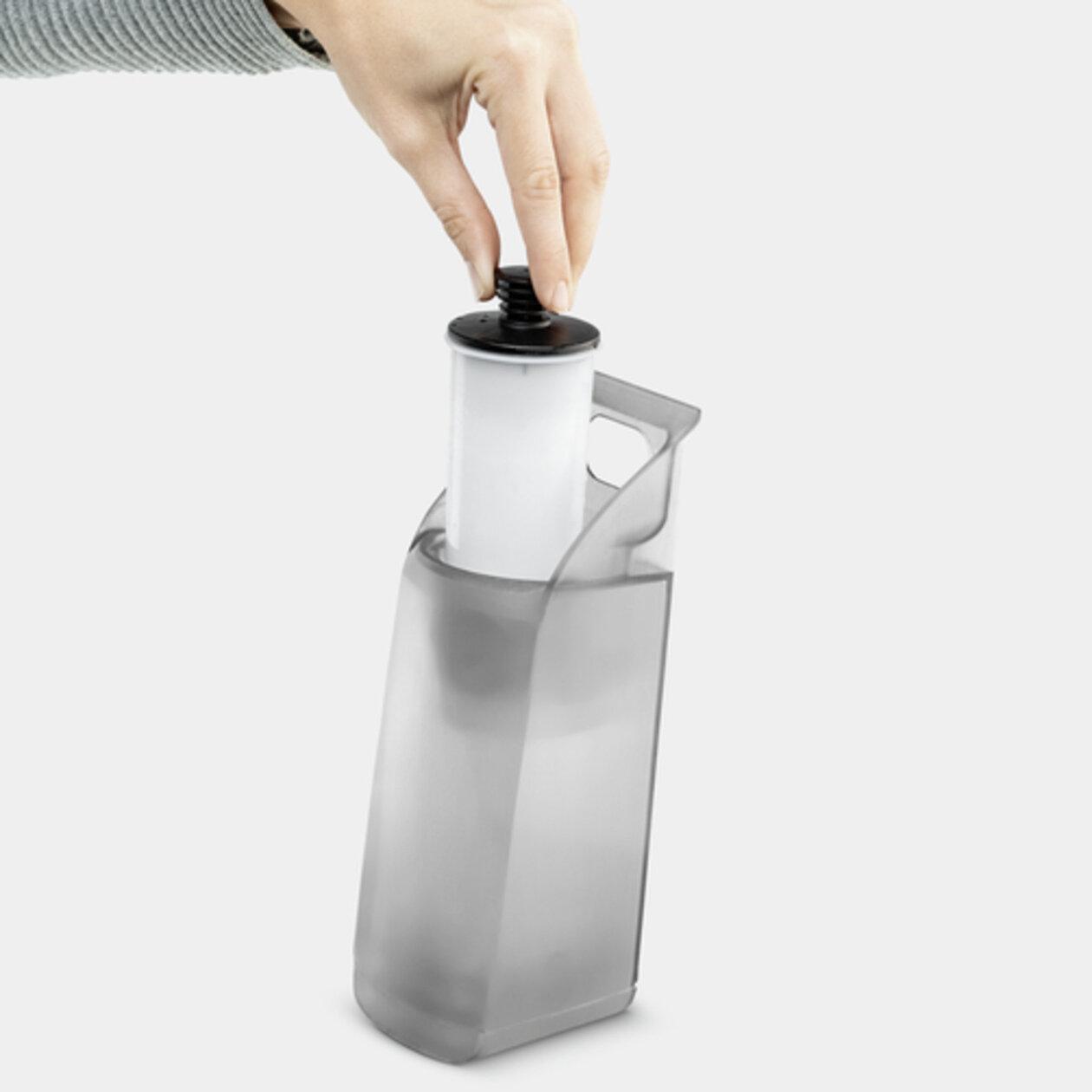 SC 3 Upright EasyFix: Non-stop gőz és beépített vízkőmentesítő patron