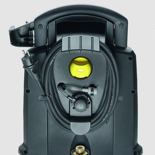 Аппарат высокого давления HD 7/18 C: Отсек для хранения принадлежностей