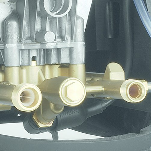 HD 6/12-4 C: Zawór ciśnieniowy