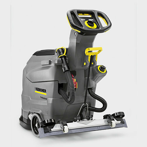 Scrubber dryer BD 43/35 C Ep: Simple operation thanks to EASY-Operation Panel