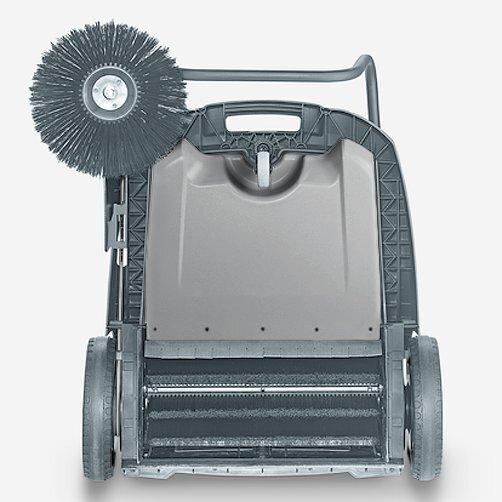 Подметальная машина KM 70/15 C: Привод цилиндрической щетки