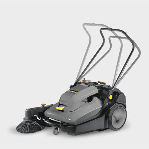 Sweeper KM 70/30 C Bp Pack Adv: Adjustable push handle