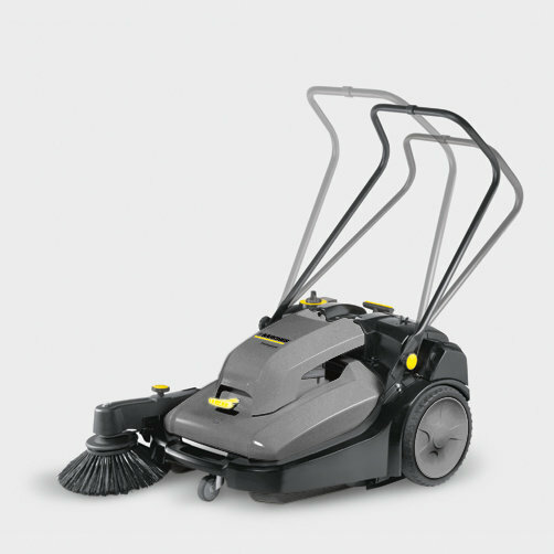 Sweeper KM 70/30 C Bp Adv: Adjustable push handle
