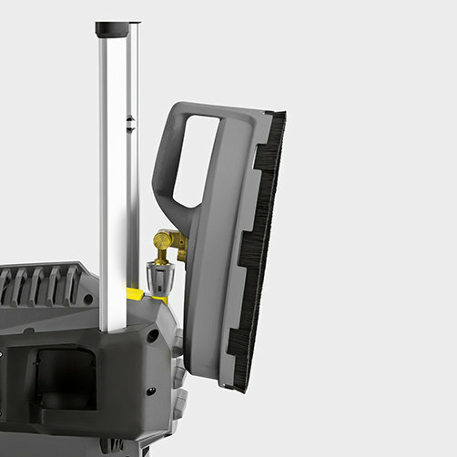 Commercial Cold Water Pressure Washer HD 1.8/13 C: Accessory storage