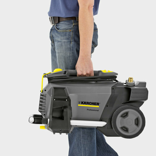 High Pressure Cleaner HD 6/13 CX Plus: Mobility