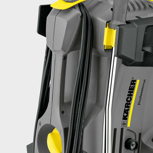 High Pressure Cleaner HD 5/11 P 240V: First-class mobility