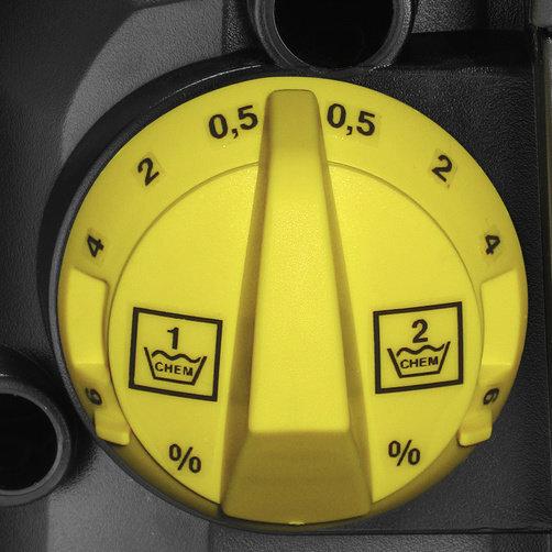 Aparat de curatat cu inalta presiune HD 9/20-4 MX Plus: Switch Chem