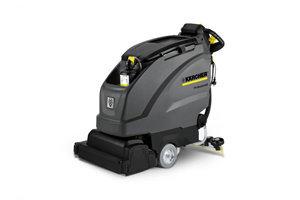 Podlahové mycí stroje/s odsáváním