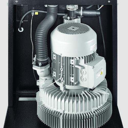 IVS 100/75 M: Ομαλή εκκίνηση λειτουργίας που εξοικονομεί ενέργεια