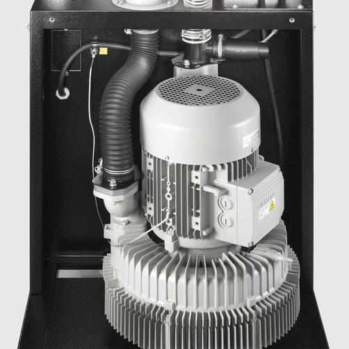 IVS 100/75 M: Плавный пуск для защиты электросети