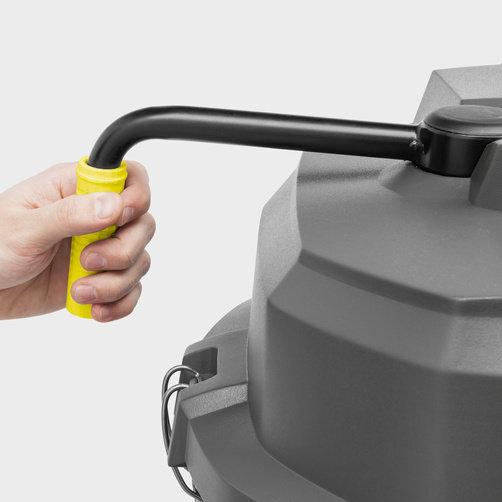 IVS 100/40: Удобная в эксплуатации ручная система очистки фильтра