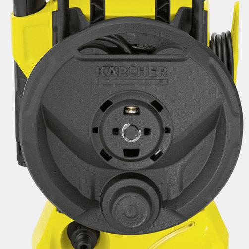 Vysokotlakový čistič K 3 Premium Power Control: Bubon na hadicu pre pohodlnú manipuláciu