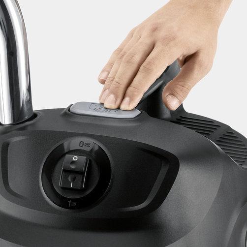 Σκούπα στάχτης AD 2 *EU: Τεχνολογία καθαρισμού φίλτρου Kärcher ReBoost – καθαρισμός φίλτρου με το πάτημα ενός κουμπιού