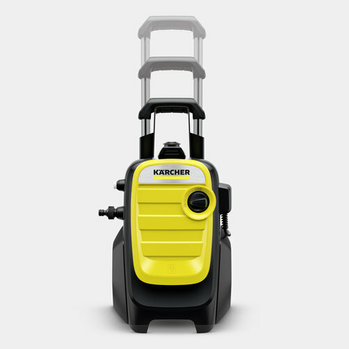 High pressure washer K 7 Compact: Telescopic handle