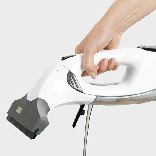 Оконный пылесос WV 2 Premium (white): Легко выливать грязную воду
