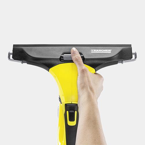 Čistič okien WV 5 Premium Non-Stop Cleaning Kit: Pohodlné čistenie okrajov
