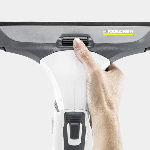 Ablaktisztító WV 5 Premium Plus (white) *EU: Szélek kényelmes tisztítása