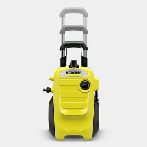 High pressure washer K 4 Compact: Telescopic handle