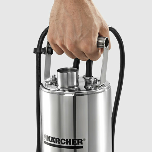 Ponorné tlakové čerpadlo Ponorné čerpadlo tlakové BP 2 Cistern: Teleso čerpadla, závitové hrdlo a rúčka zušľachtilej ocele