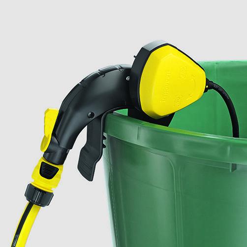 Sudové čerpadlo BP 1 Barrel: Flexibilné upevnenie na okraj sudu