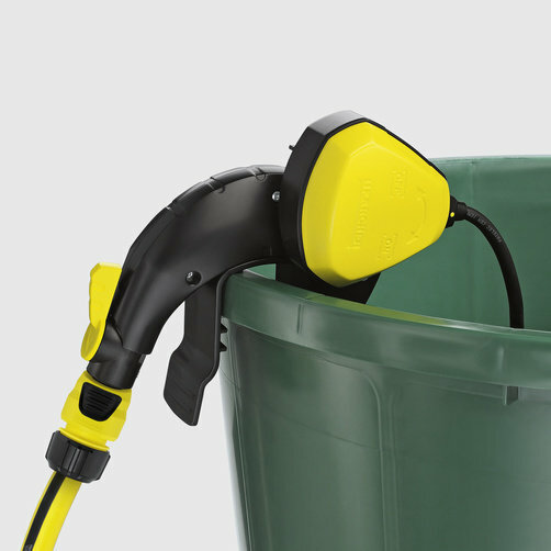 Бочковой насос BP 1 Barrel: Гибкий зажим