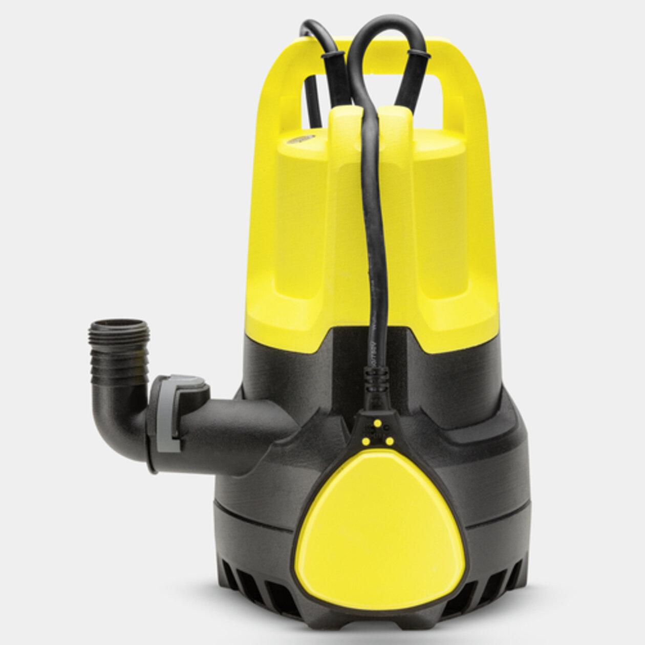1645502 det 7502x502 - Bomba KARCHER sumergible de agua sucia SP 1 DIRT.    1.645-500.0
