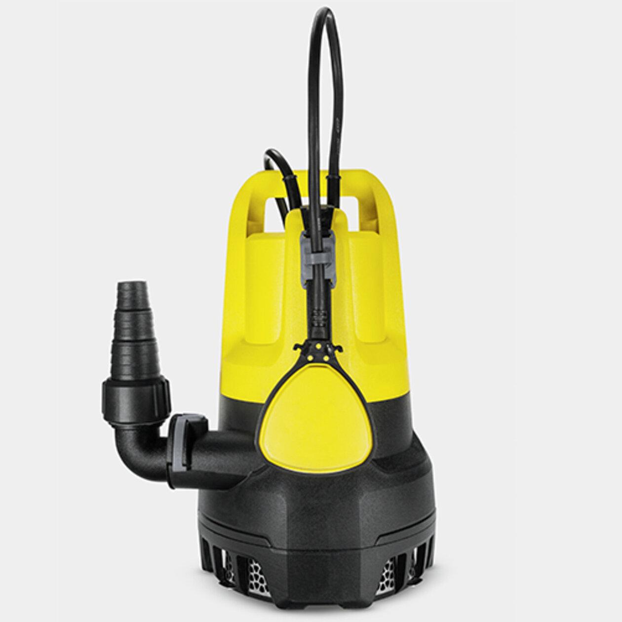 Дренажный насос для грязной воды SP 7 Dirt: Датчик уровня с плавной регулировкой