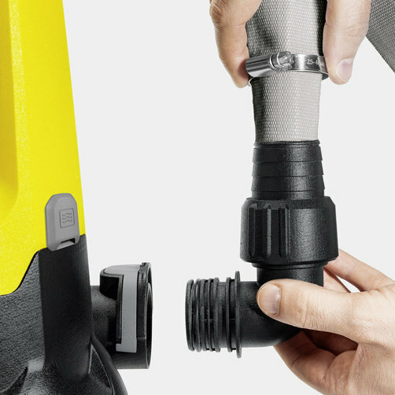 Ponorné kalové čerpadlo SP 7 Dirt Inox: Quick Connect