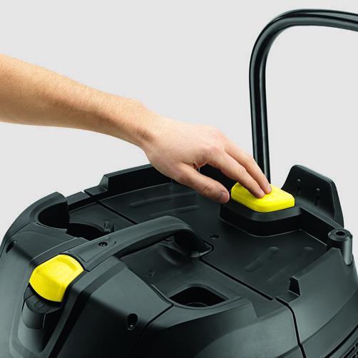 NT 35/1 Ap: ApClean (limpieza semiautomática del filtro)