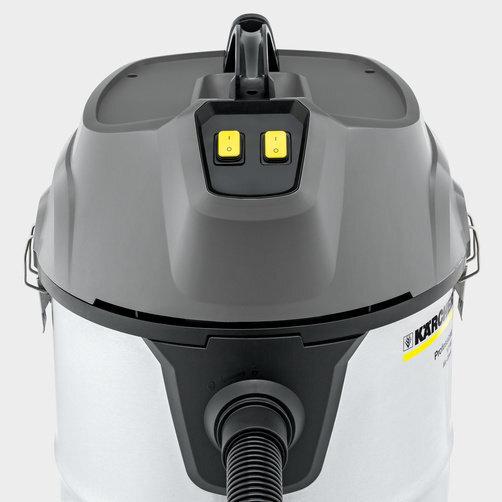 Aspirador de Pó e Líquido NT 90/2 Me Classic (220V): Excelente poder de sucção