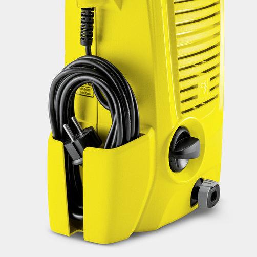 Tlaková myčka K 2 Universal: Integrovaný kabelový slot