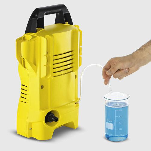 High pressure washer K 2 Compact VPS *ZA: Full cleaning power