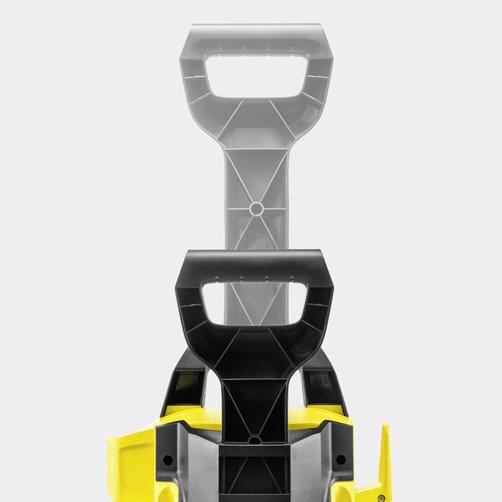 Tlaková myčka K 2 Premium Power Control: Výškově nastavitelná teleskopická rukojeť