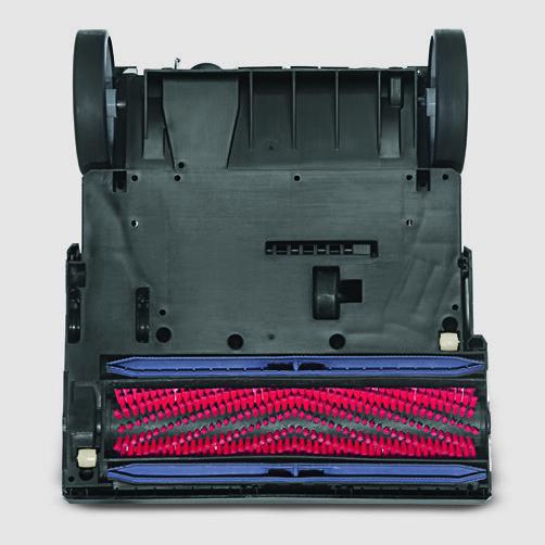 Поломоечная машина BR 30/4 C Ep Adv: Высокоскоростная роликовая щетка