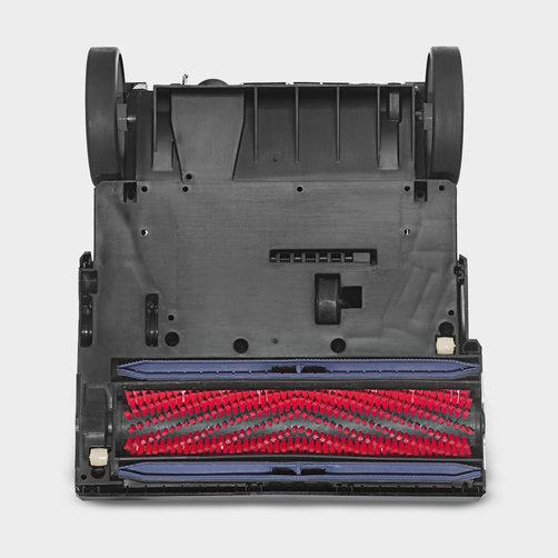 Podlahový mycí stroj s odsáváním BR 30/4 C Adv: Rychlootáčivý válcový kartáč
