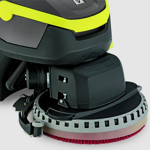 Поломойная машина BD 38/12 C Bp Pack: Надёжная дисковая технология